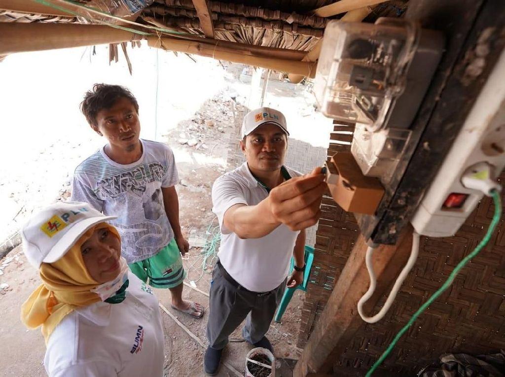 Pasca Gempa, Pasokan Listrik di Lombok Kembali Normal
