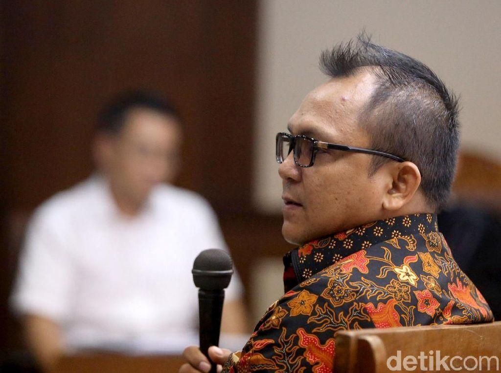Sekretaris Golkar DKI Ditanya Jaksa Aliran Duit dari Ponakan Novanto