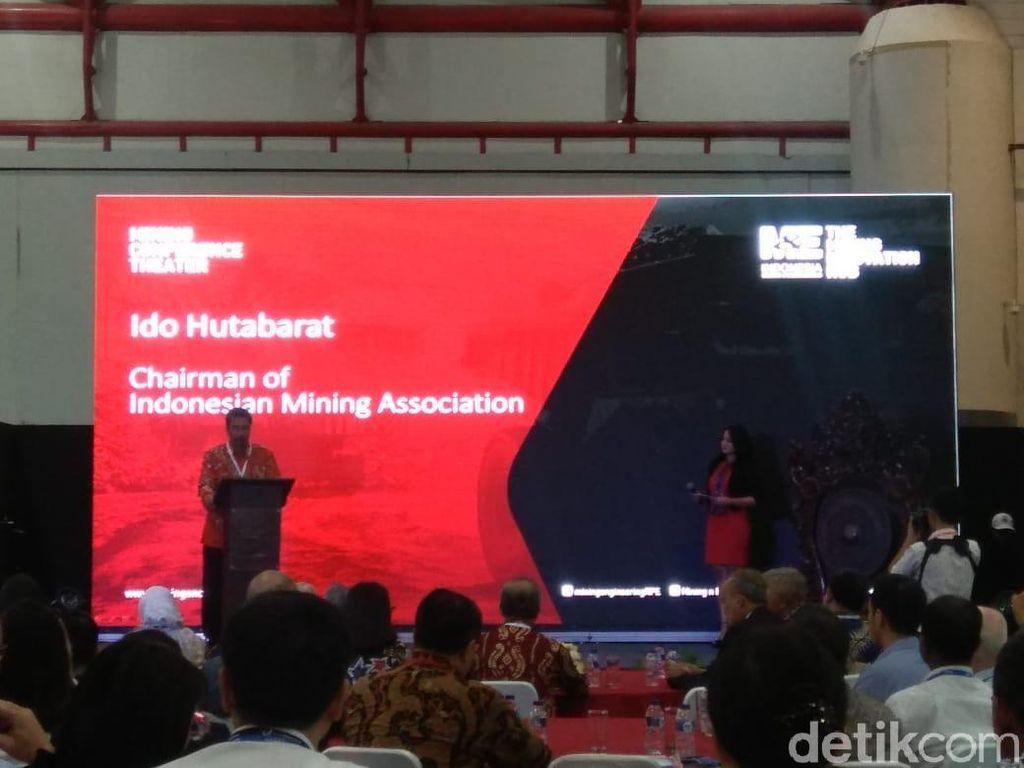 Pamer Teknologi Minerba, Pengusaha Tambang Dunia Kumpul di Jakarta