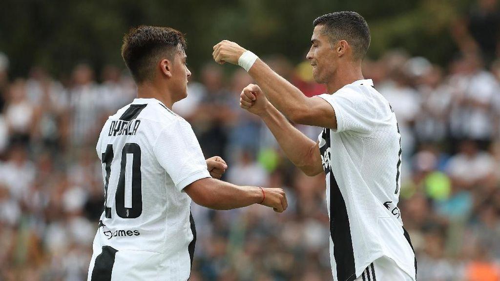 Ronaldo dan 10 Pemain Top Lain yang Belum Bikin Gol Liga Musim Ini