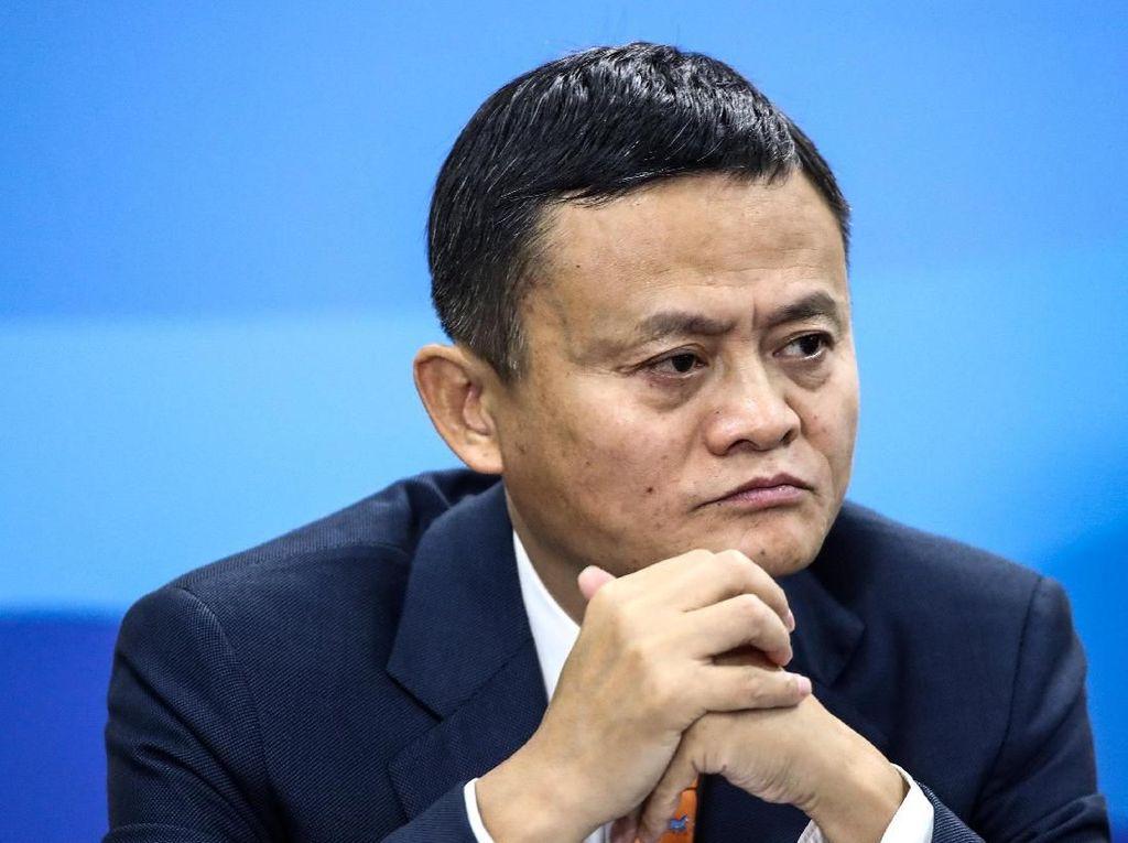 Pensiun dari Alibaba, Jack Ma Mau Jadi Guru Lagi?