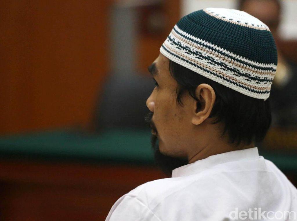 Abu Afif Divonis 11 Tahun Penjara