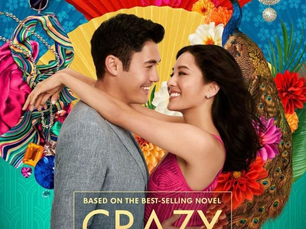 Berikut Bedanya Crazy Rich Asians Versi Film dan Novel