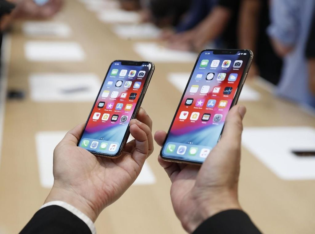 Apple Loyo, Huawei Melesat di Kuartal Pertama 3 Wilayah Ini