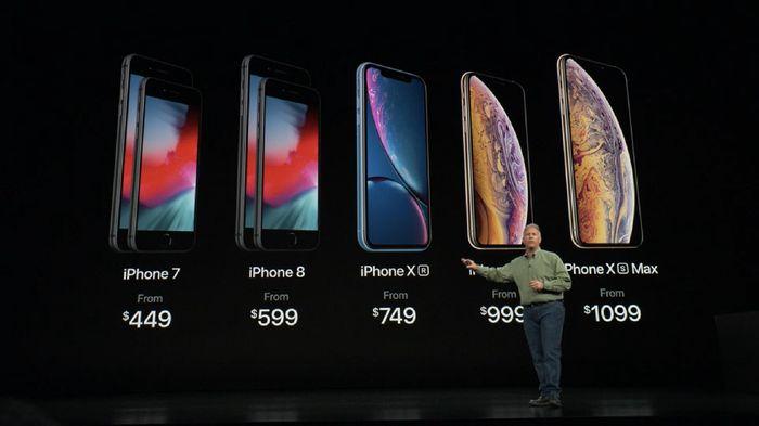 Harga iPhone gres (Foto: Screenshot)