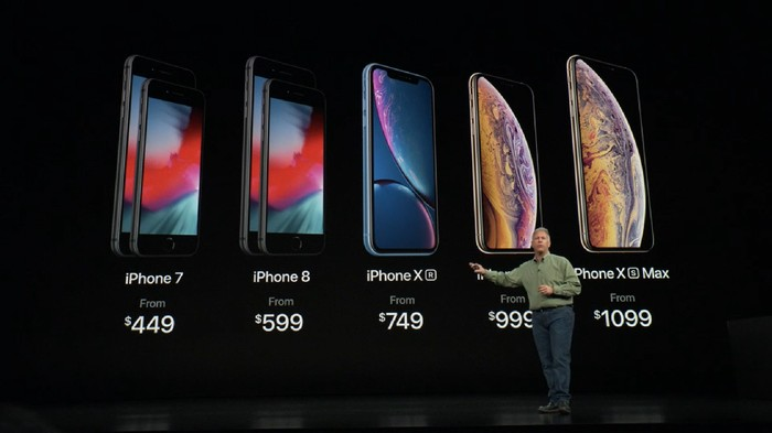 Harga iPhone gres (Foto: Screenshot)