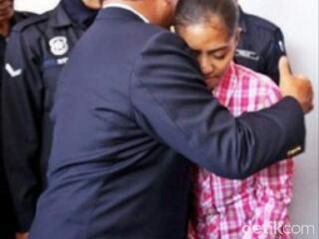 PMI Wilfrida Soik yang Bebas dari Hukuman Mati Akhirnya Pulang ke NTT
