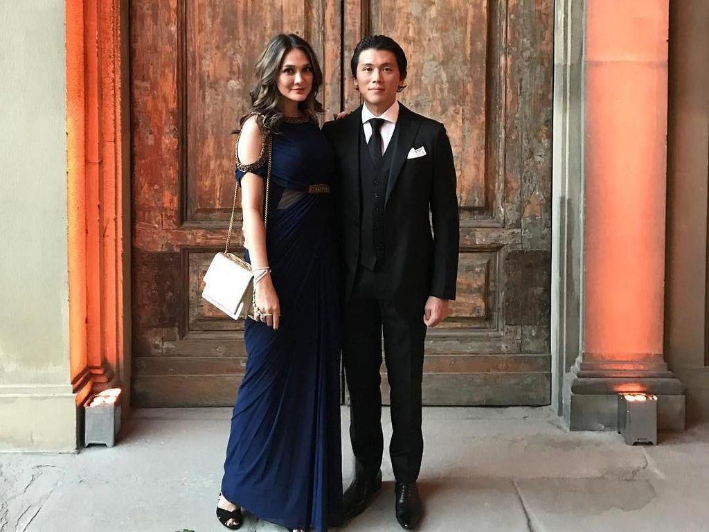 Diajak Nikah Luna Maya, Reino Barack: Saya Bisa Kasih Semua Kecuali Itu!