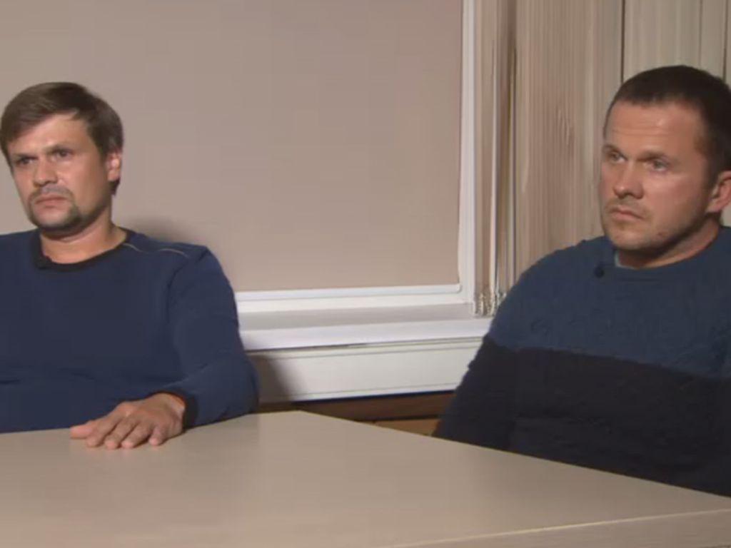 Dituduh Coba Bunuh Eks Mata-mata, 2 Pria Rusia Angkat Bicara