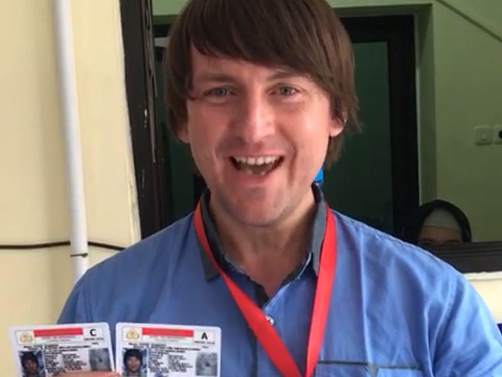 Sebelum Lulus, Siarhei WN Belarusia Sempat 2 Kali Gagal Uji SIM