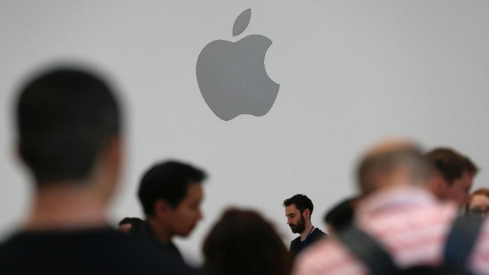 Apple gres merilis sistem operasi iOS 12 (Foto: Stephen Lam/Reuters)