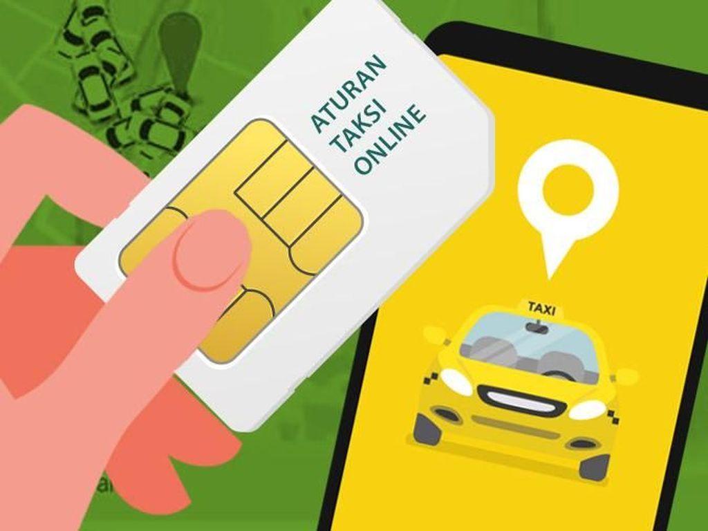 Tak Jamin Keselamatan Penumpang, Operasi Taksi Online Bisa Dibekukan