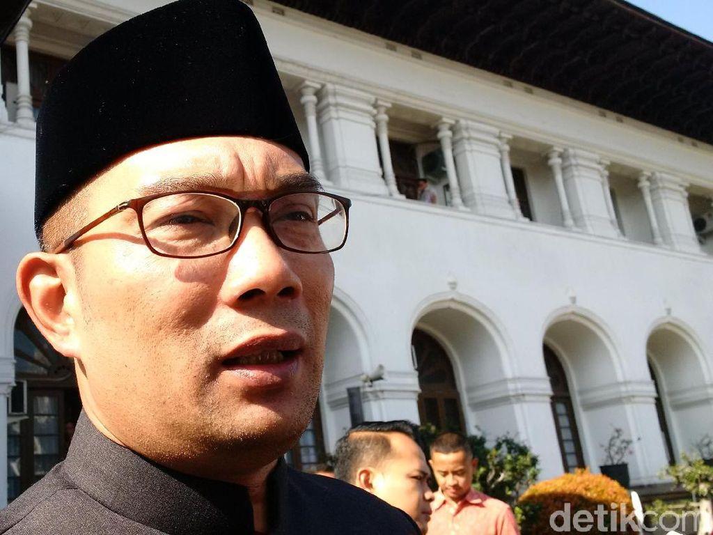 Bangun Jabar, Ridwan Kamil Jajaki Investasi Lewat KPBU