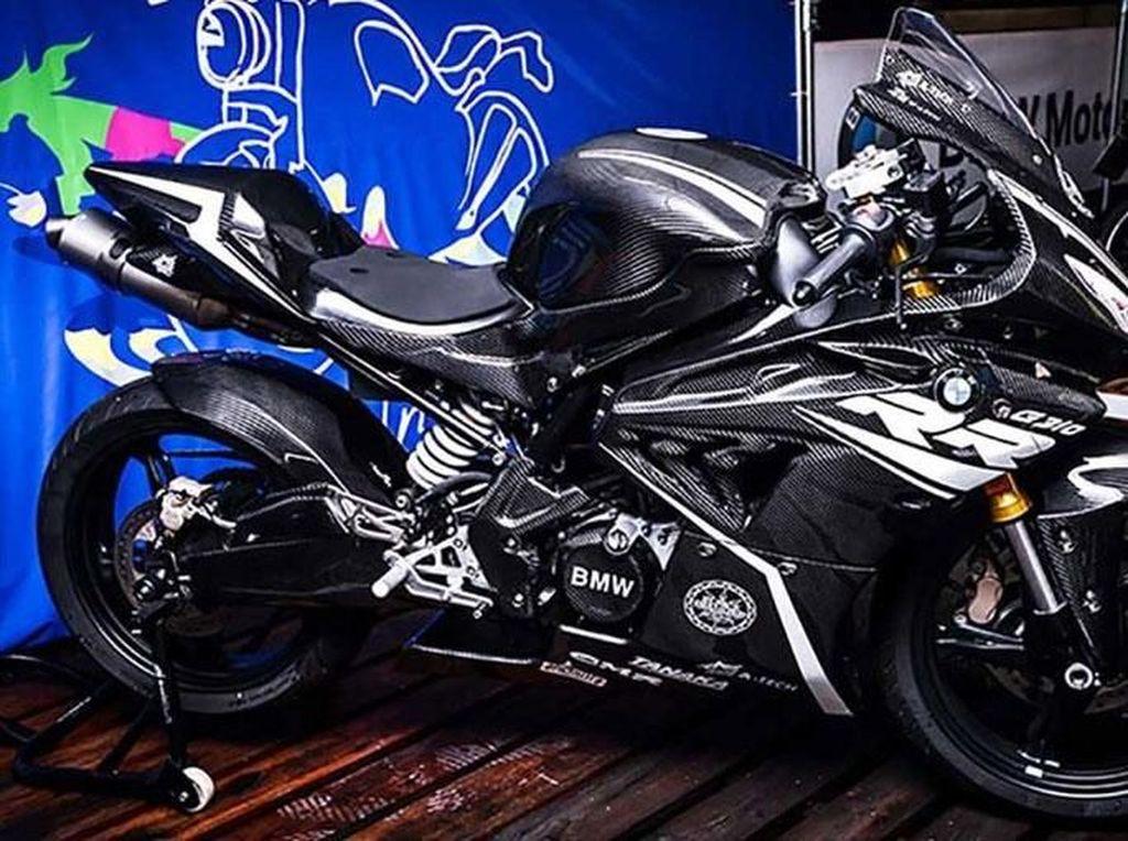 BMW G 310 RR, Motor Sport Mungil Perkawinan BMW-TVS