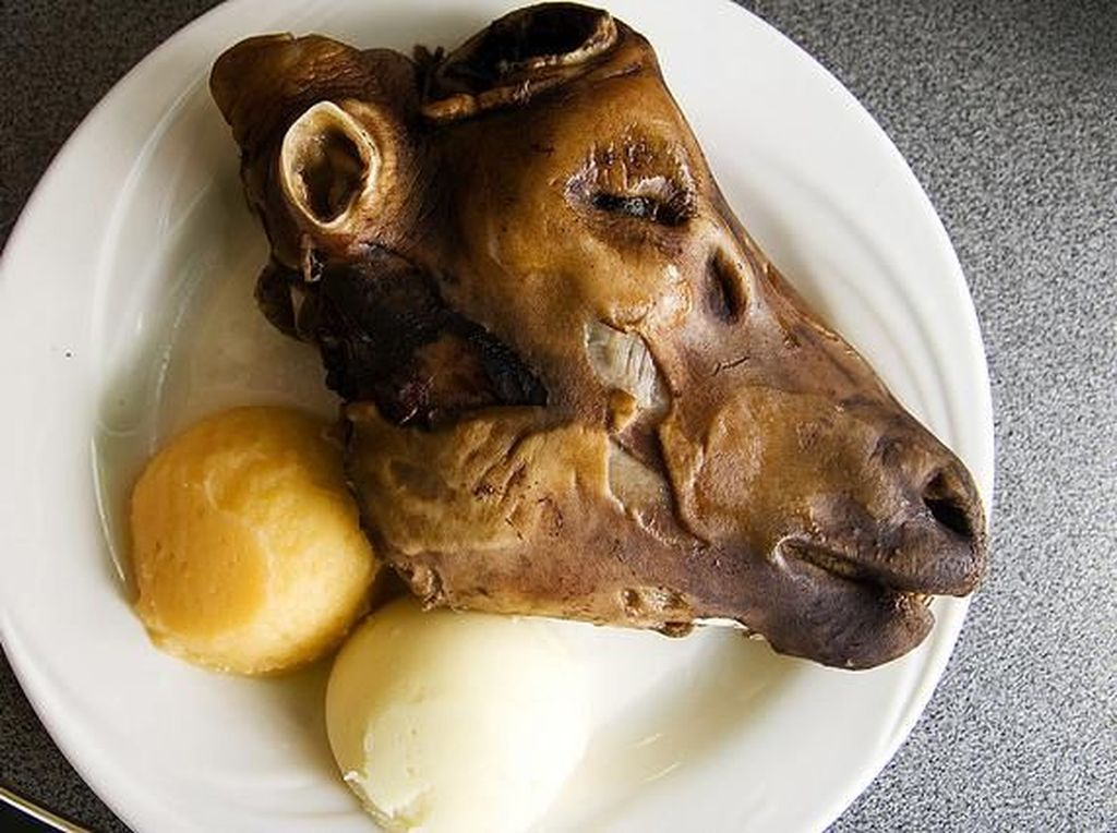 Daging Monyet hingga Kelelawar Rebus, Ini 10 Foto Masakan yang Bikin Mual
