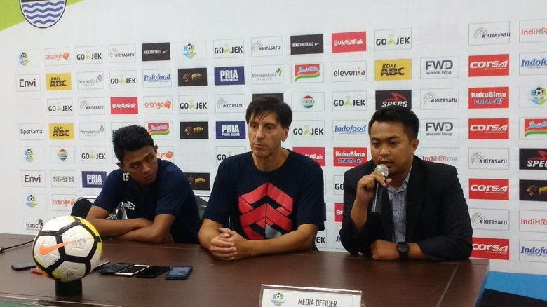 Kehilangan Konsentrasi, Arema FC pun Kalah
