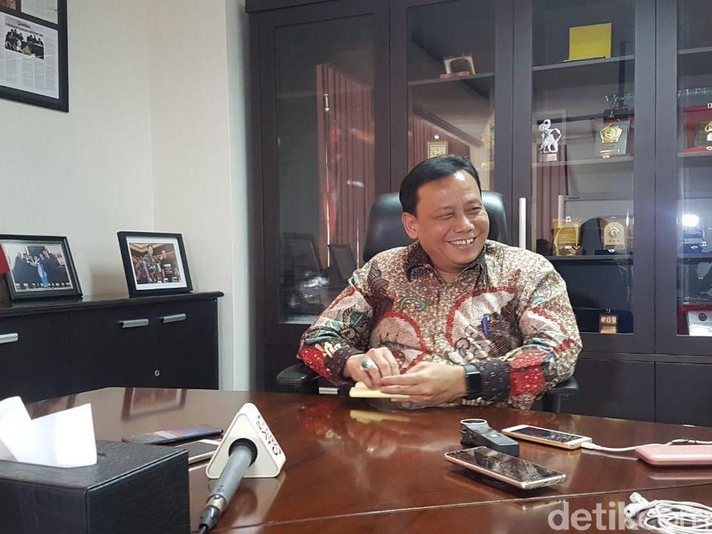 Bawaslu Kaji Iklan Jokowi di Bioskop
