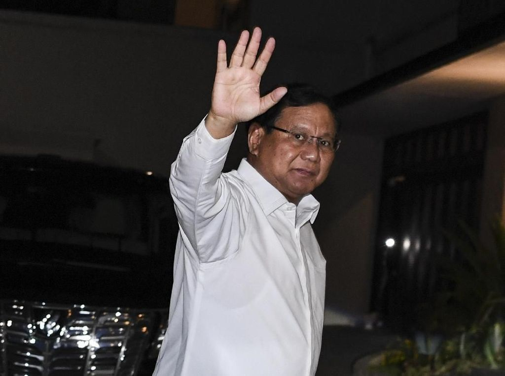 Prabowo Sebut 99% Rakyat RI Hidup Pas-pasan, Ini Versi BPS