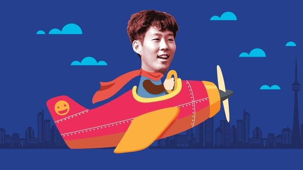 Lelahnya Son Heung-Min Mengitari Dunia