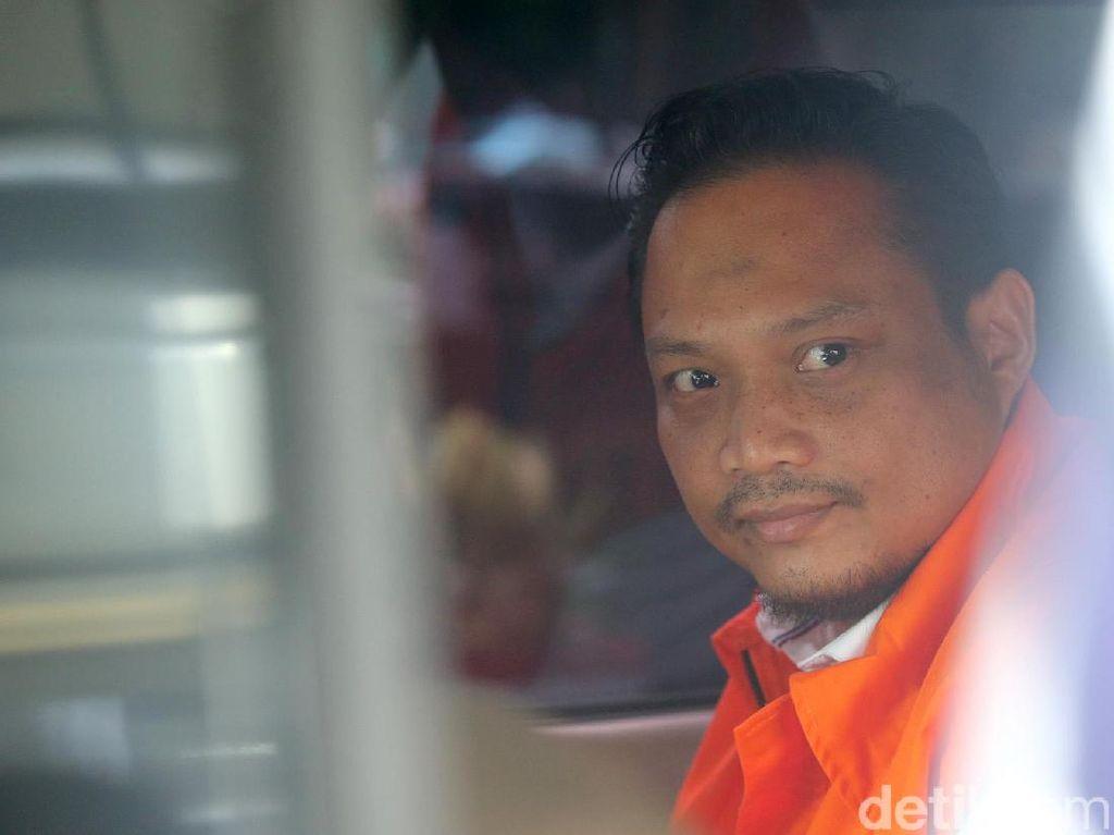 KPK Periksa Panitera Pengganti PN Medan Helpandi