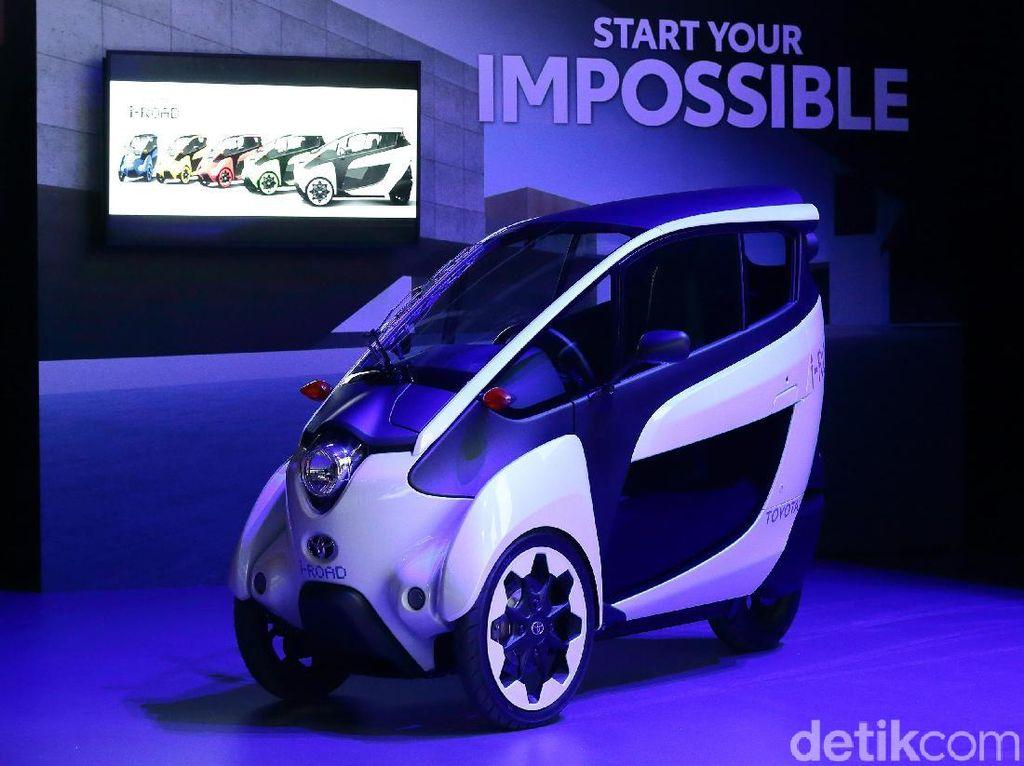 Toyota: Di Masa Depan Orang Kian Sedikit yang Beli Mobil