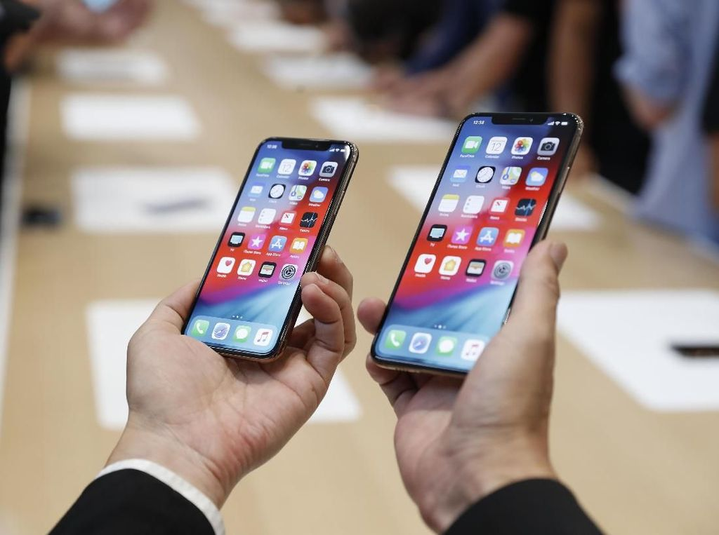 Skor Benchmark iPhone XS Pecundangi Ponsel Gahar Android