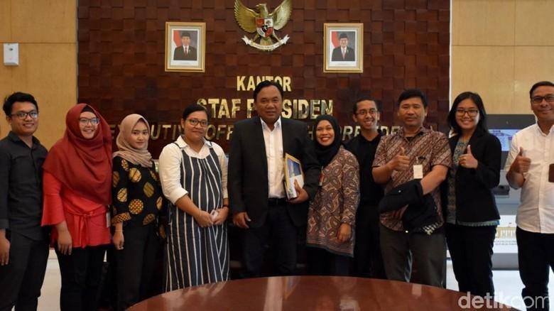 KSP Terima Perwakilan Buruh Migran, Bahas UU Perlindungan Pekerja