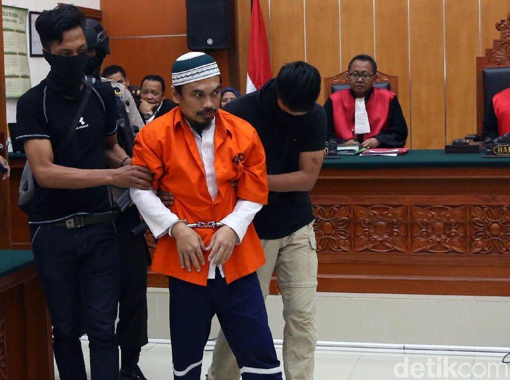 Pengacara: Vonis Abu Afif Tak Berkaitan dengan Rusuh Mako Brimob