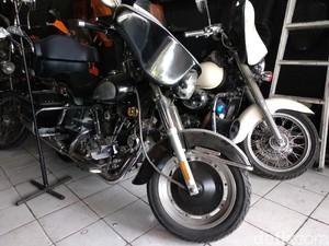 Daftar Harga Harley-Davidson Seken, Mulai Rp 140 Jutaan