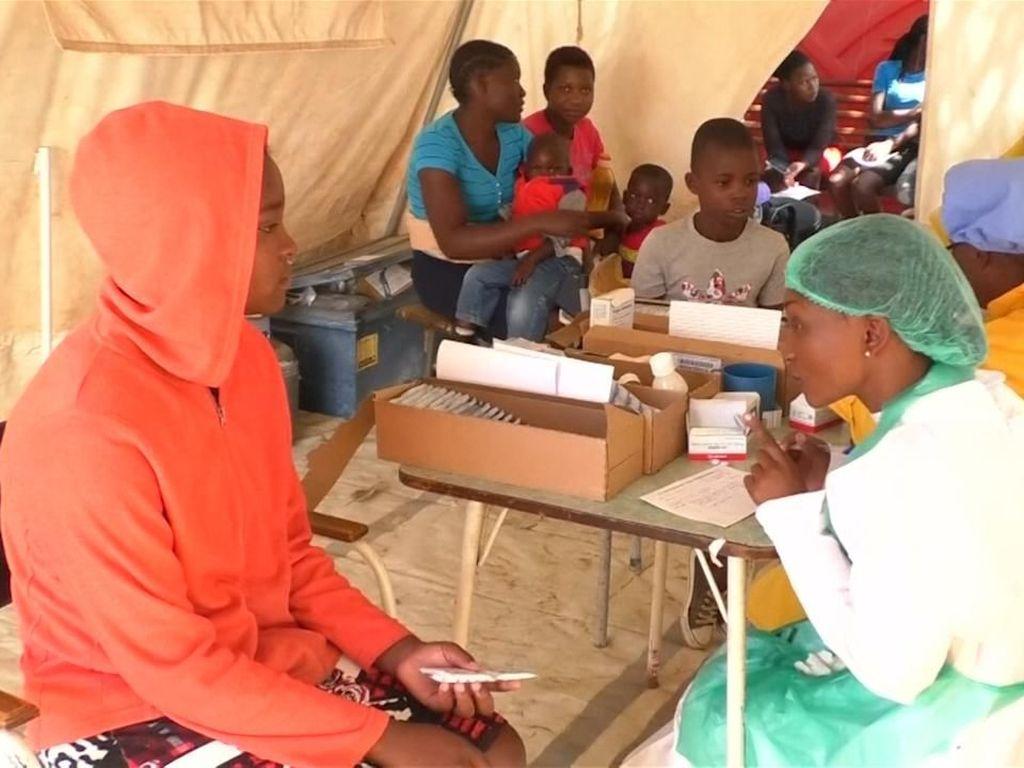 Zimbabwe Larang Warganya Bersosialisasi Gara-gara Kolera