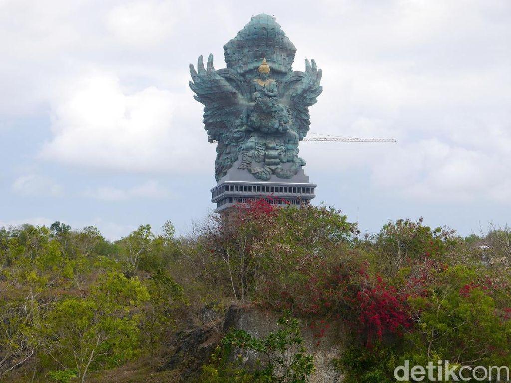 Jurus Menpar Gaet Wisatawan ke GWK yang Akan Diresmikan Jokowi