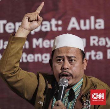 Pemerintah Diminta Akui Bendera Bertuliskan Kalimat Tauhid Bukan Milik HTI