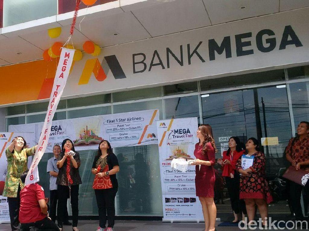 Kuartal III-2018 Bank Mega Raup Laba Rp 1,1 T