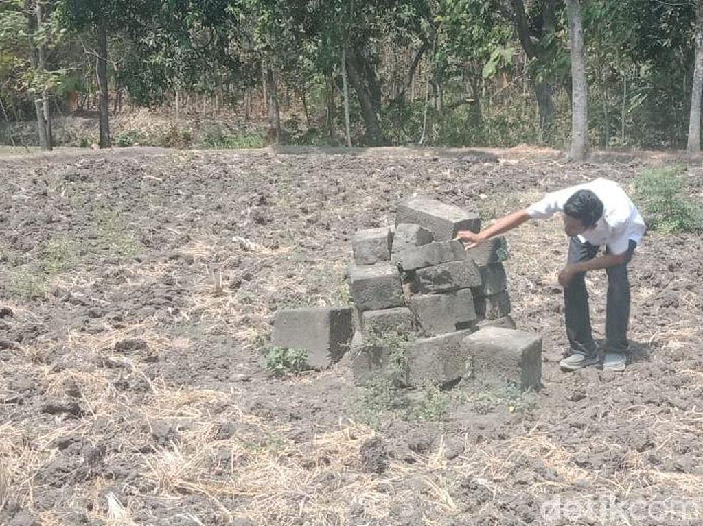 Tumpukan Batu di Lamongan Diteliti, Ada Dugaan Bagian dari Candi
