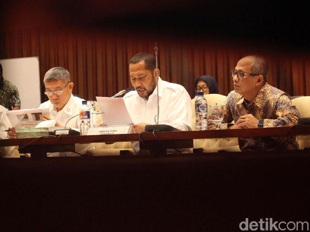 Riwayat Kegaduhan Kabinet Kerja Jokowi