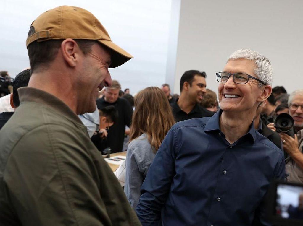 Waduh, Apple Digugat Pemegang Saham