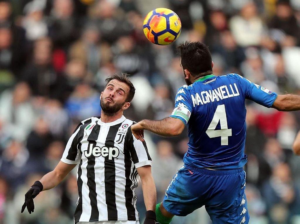Juventus vs Sassuolo: Duel Dua Tim Teratas Liga Italia