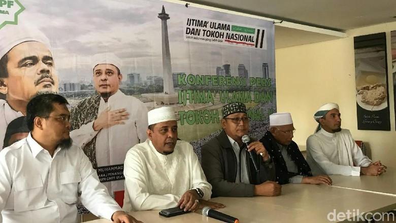 GNPF : Ijtimak Ulama II Digelar 16 September