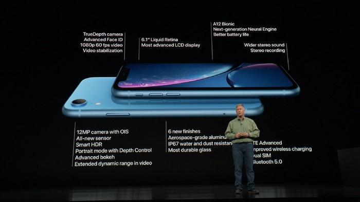 Rilis iPhone gres (Foto: Screenshot)