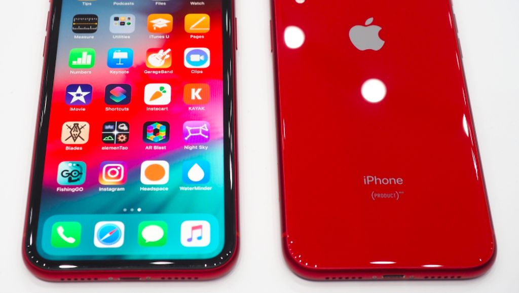 iPhone XR, Ponsel Murah Versi Apple