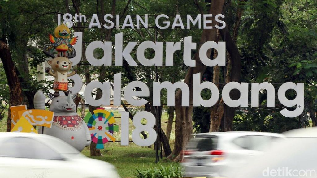 Belum Bisa Move on dari Asian Games! Asian Para Games Mana?