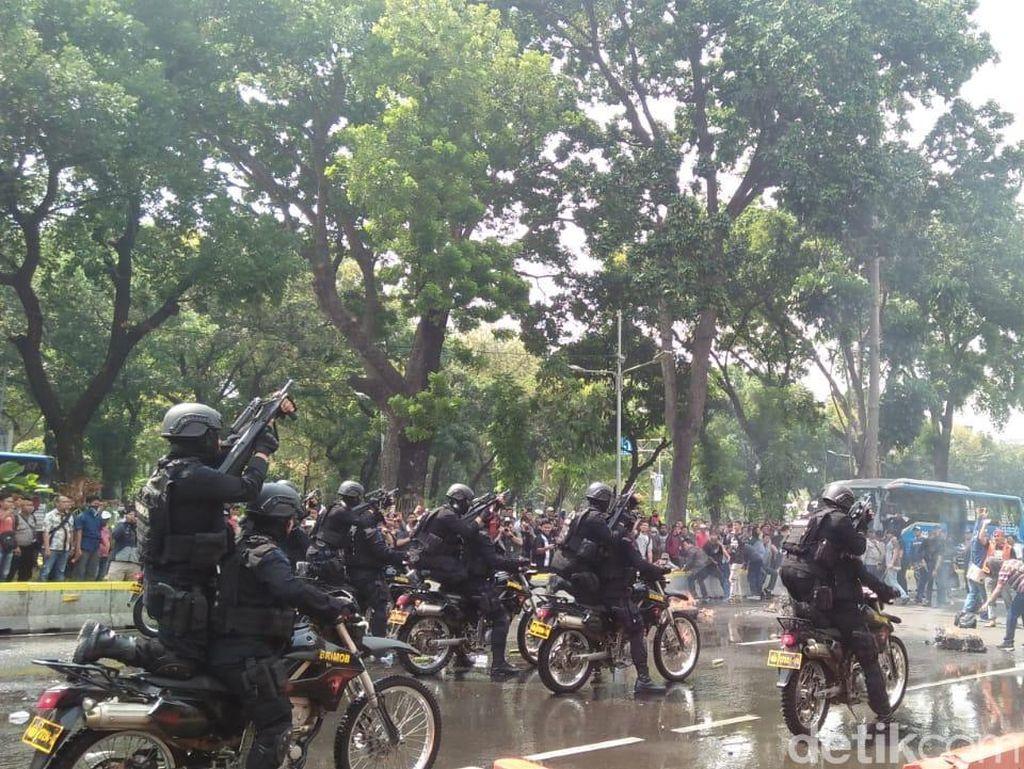 Polri akan Tindak Tegas Perusuh Konflik Sengketa Pemilu di MK