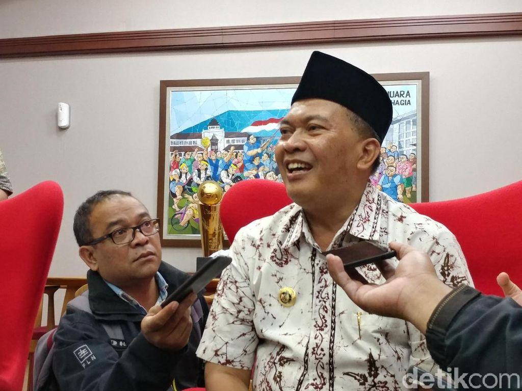Oded Optimistis Bawa Kota Bandung Raih Opini WTP