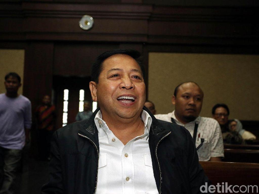 Kronologi Setya Novanto Pelesiran ke Toko Bangunan di Bandung