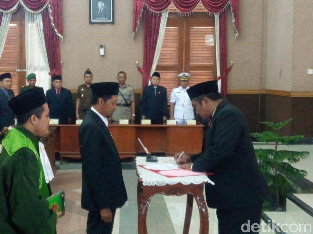 Pindah Partai, Anggota DPRD Kota Tegal Ini Diberhentikan
