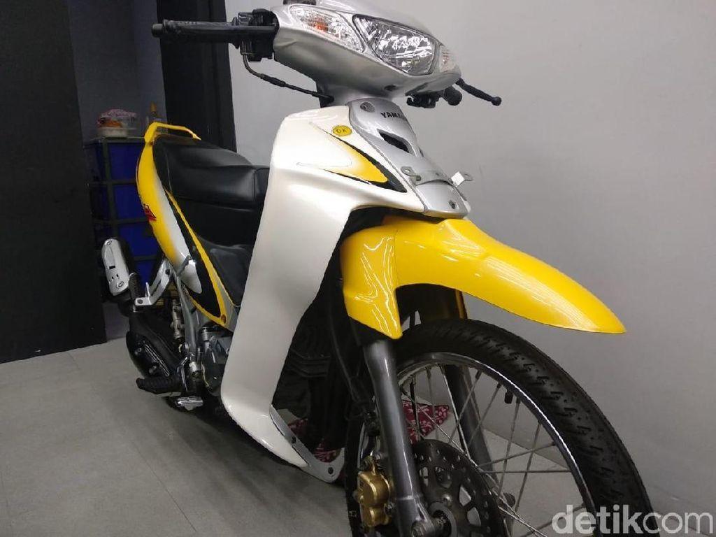 Sadis! Harga Yamaha 125Z Ini Melebihi Harga Motor Sport