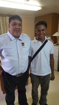 KJRI Osaka Bantu Kepulangan Aldi yang Hanyut dari Manado ke Guam