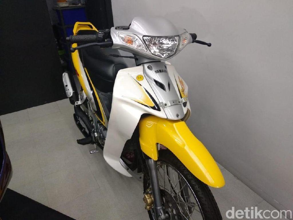 Motor Bebek 125cc Ini Ditawar Rp 50 Juta, Tapi Nggak Dilepas