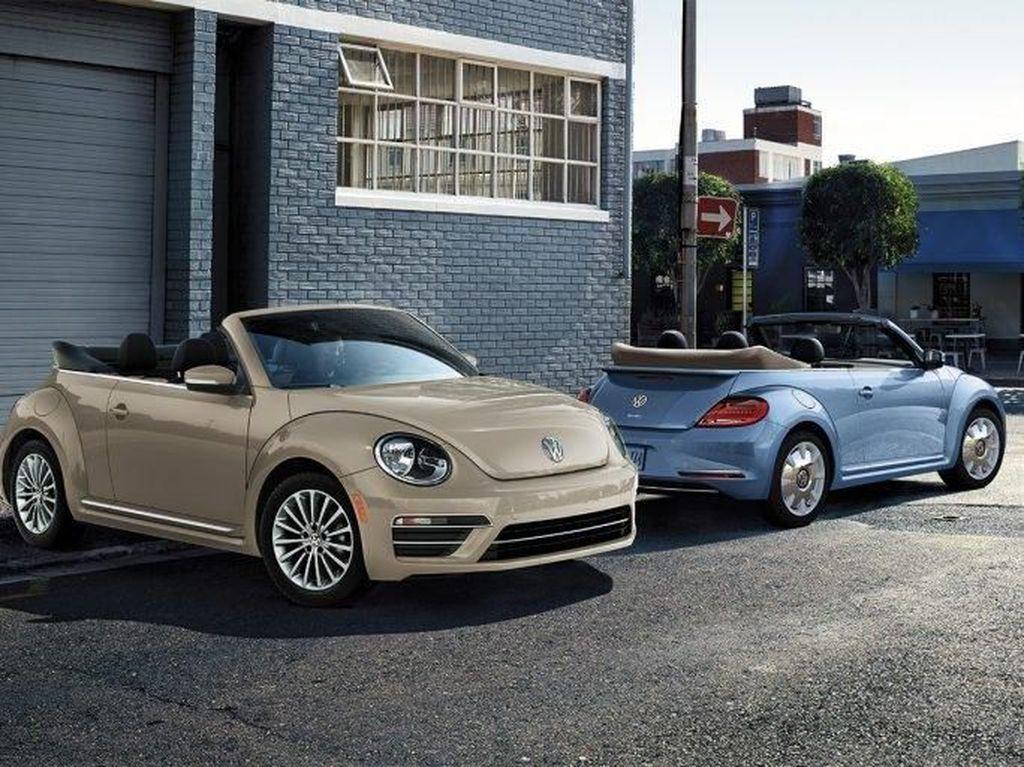 Model Pamungkas VW Beetle Siap Dihadirkan 2019 Besok
