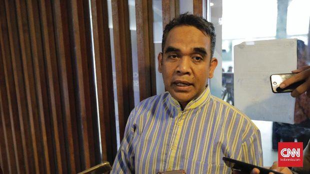 Sekjen Partai Gerindra, Ahmad Muzani